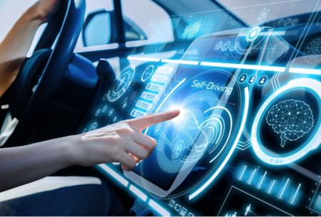 Connected and Autonomous Vehicles: Computer Vision and AI